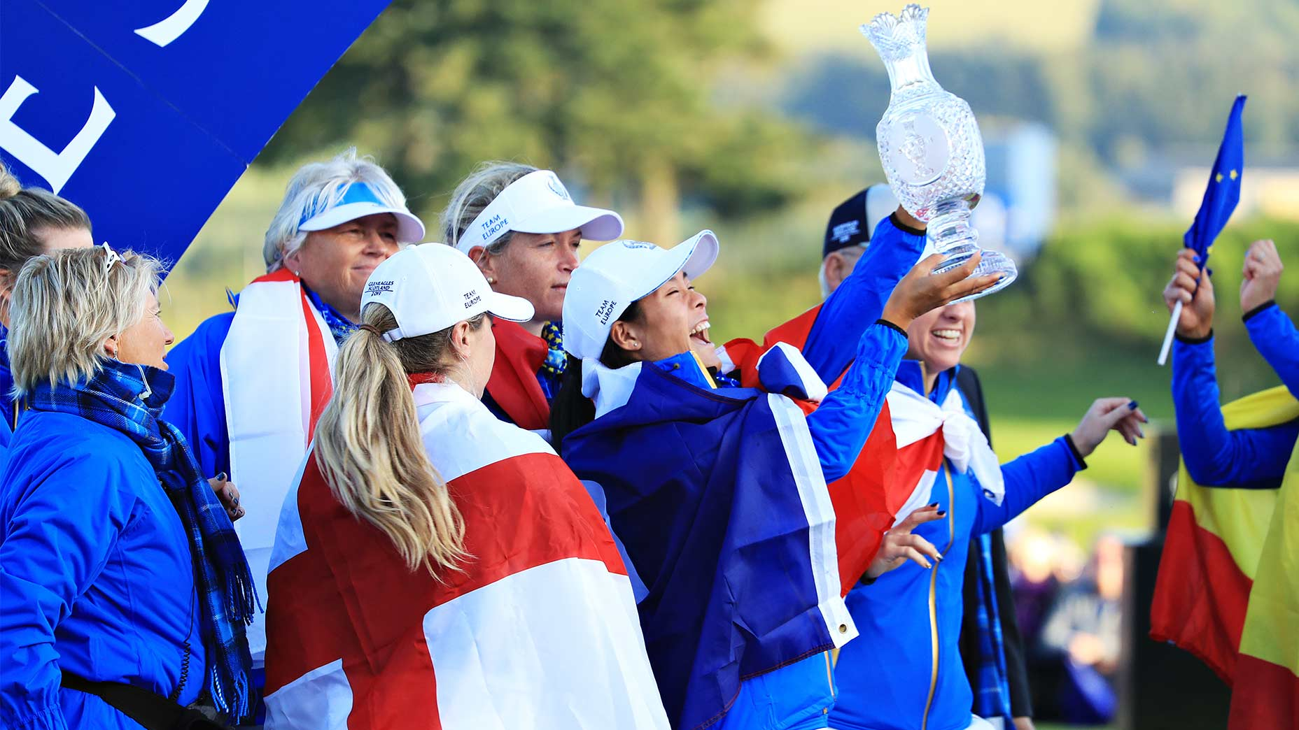 Case Study: The 2021 Solheim Cup Kick-Off Event